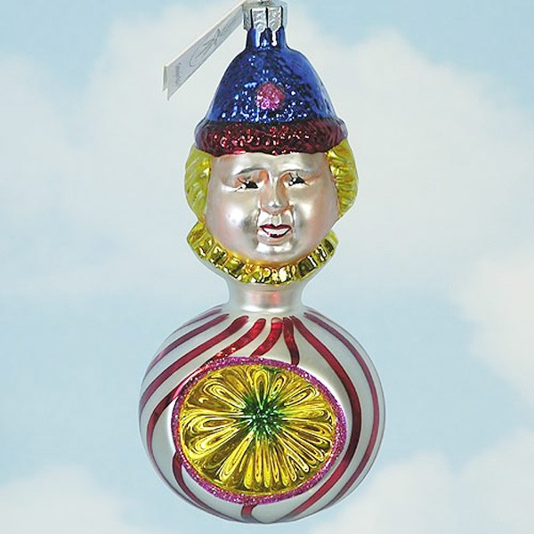 53848 - Italian Christmas Ornaments