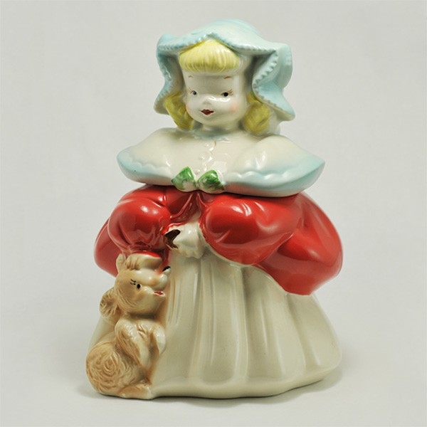 1950'S Cookie Jars Interesting Cookie Jar Goldilocks Regal China Company 60 60s Vintage