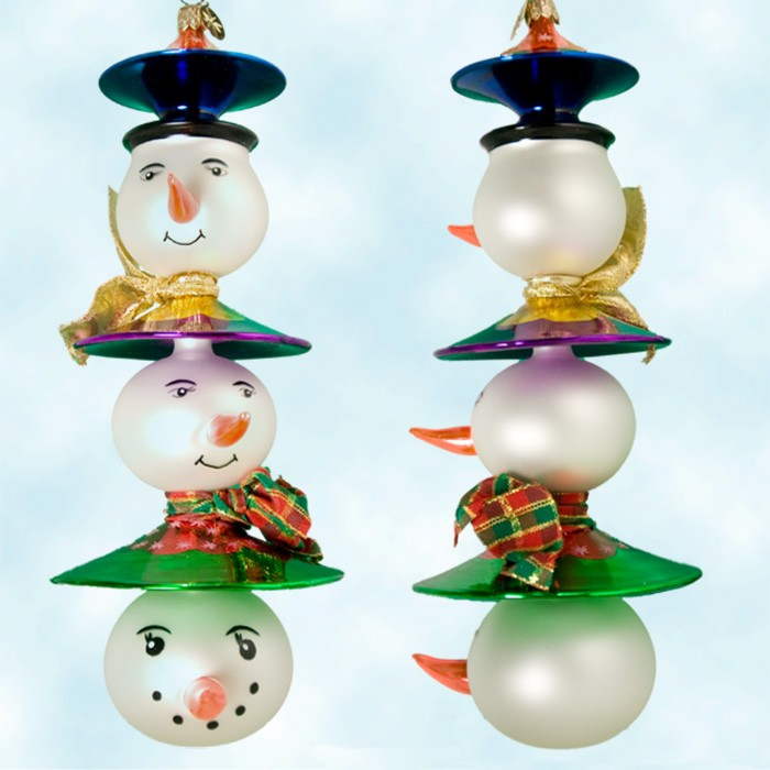 66891 - Italian Christmas Ornaments