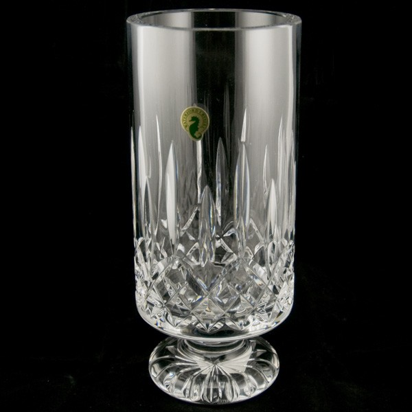 Waterford Crystal Lismore Simplicity Vase 1990s