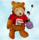 Muffy Winnie the Pooh, 2003, Walt Disney Teddy Bear and Doll Event, Ltd 500, Mint with Tag, Box SIgned
