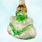 Josephine Frog Queen - Matte, Patricia Breen Christmas Ornaments, 2000, 2020, Pearl dress, Mint With Tag