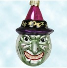 Petite Matilda Witch, Radko Christmas Ornament, 1999, 99-929-0, Little Gem, Halloween,  Christopher, Mint with Tag, Box