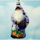 Remember Me Santa - Halloween, Patricia Breen Christmas Ornament, 2003, 2300ML, Milaeger's Exclusive,, Mint with Tag